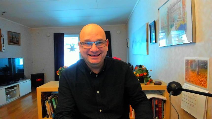 Christer Åberg.